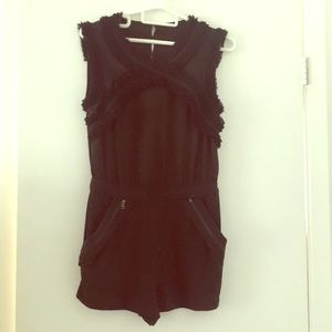 BCBG black Shorts overall
